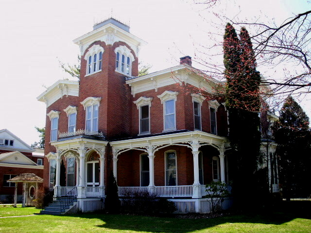 Historic Farnam Mansion