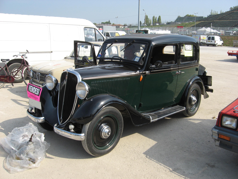 File Fiat 508 Balilla Jpg Wikimedia Commons