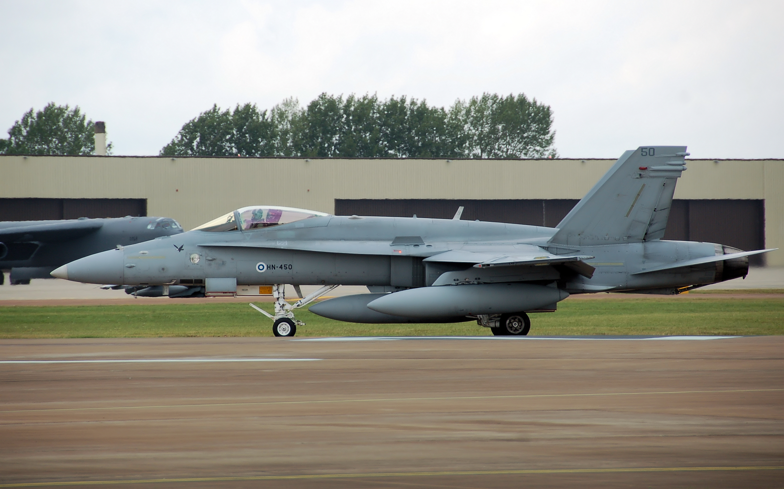 Finnish F-18C Air Force