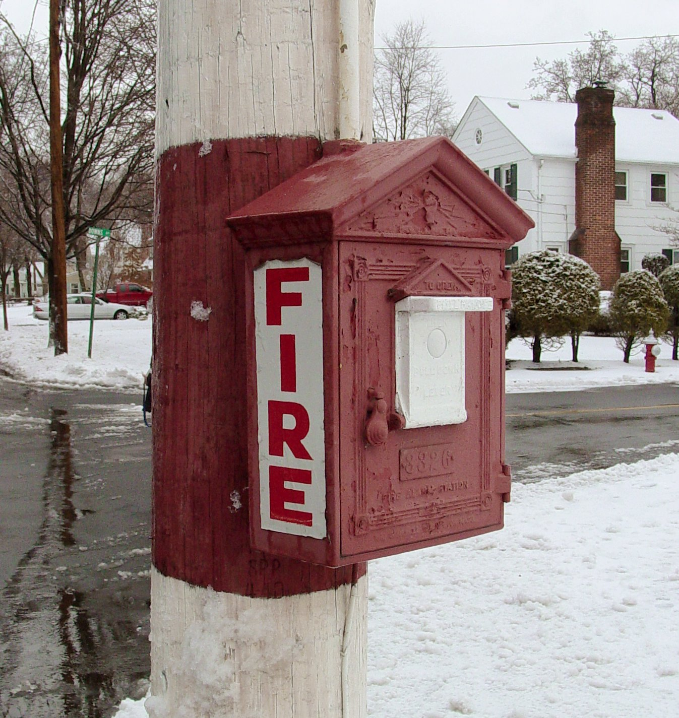 File Fire Alarm In Ridgewood New Jersey Jpg Wikimedia