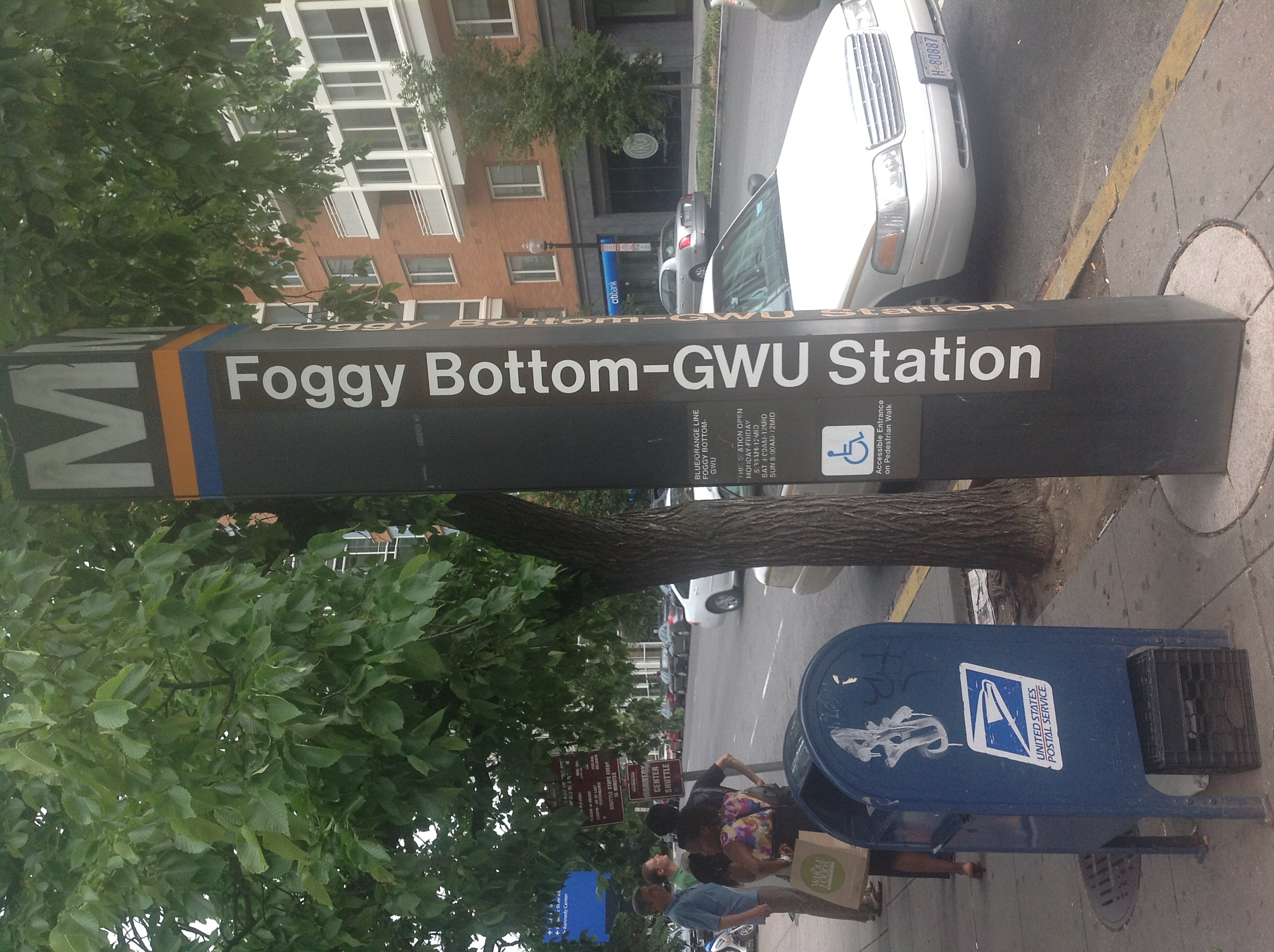 Georgetown and Foggy Bottom, Washington, D.C ... - Oyster