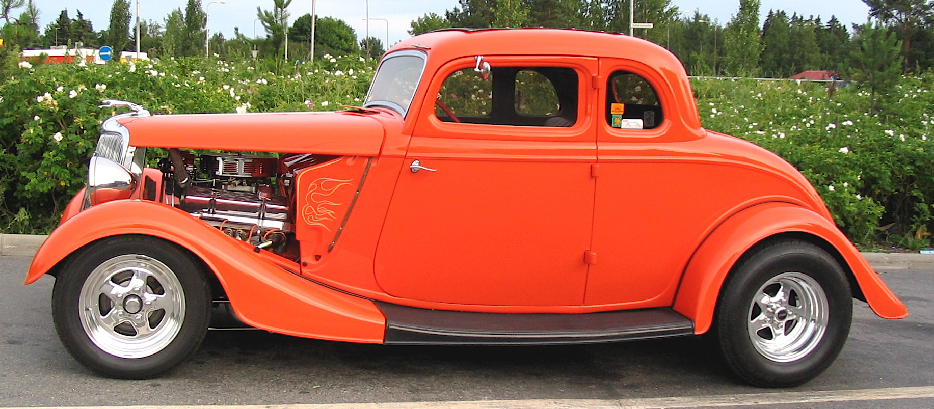 File:Ford 1934 Hot Rod.jpg - Wikimedia Commons