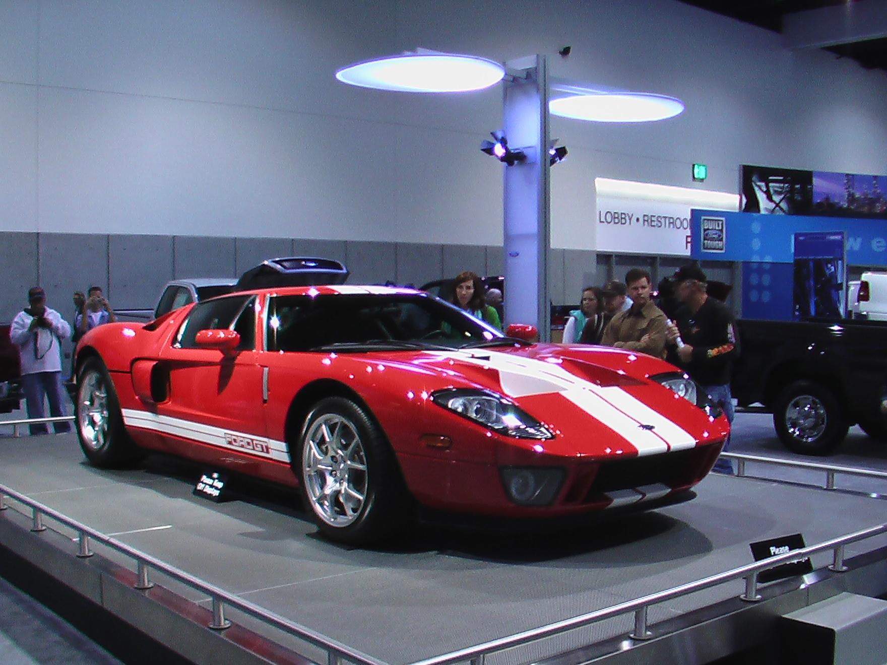 Fileford Gt At Sango Auto Show  Jpg