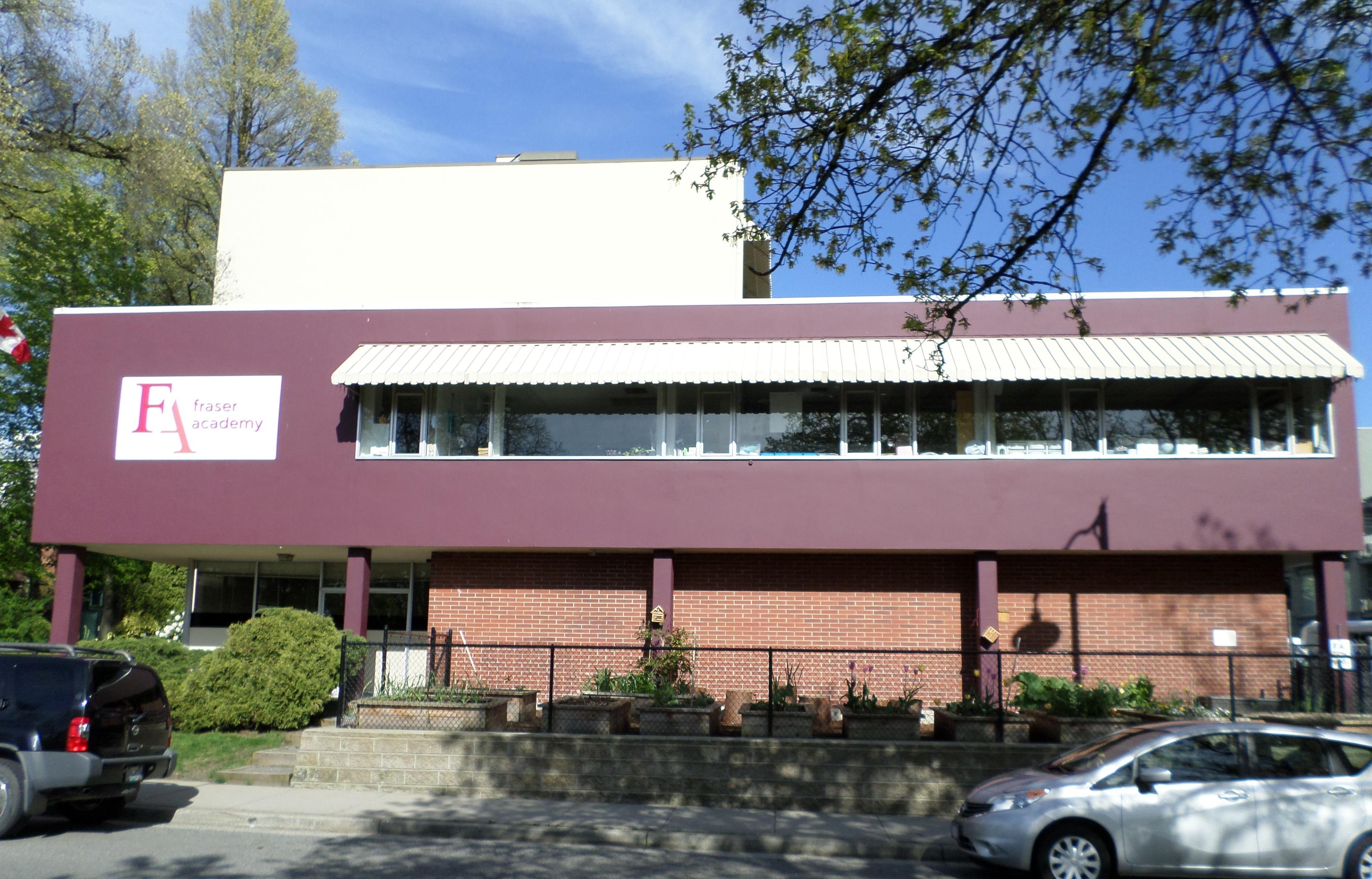 Fraser Academy - Wikipedia