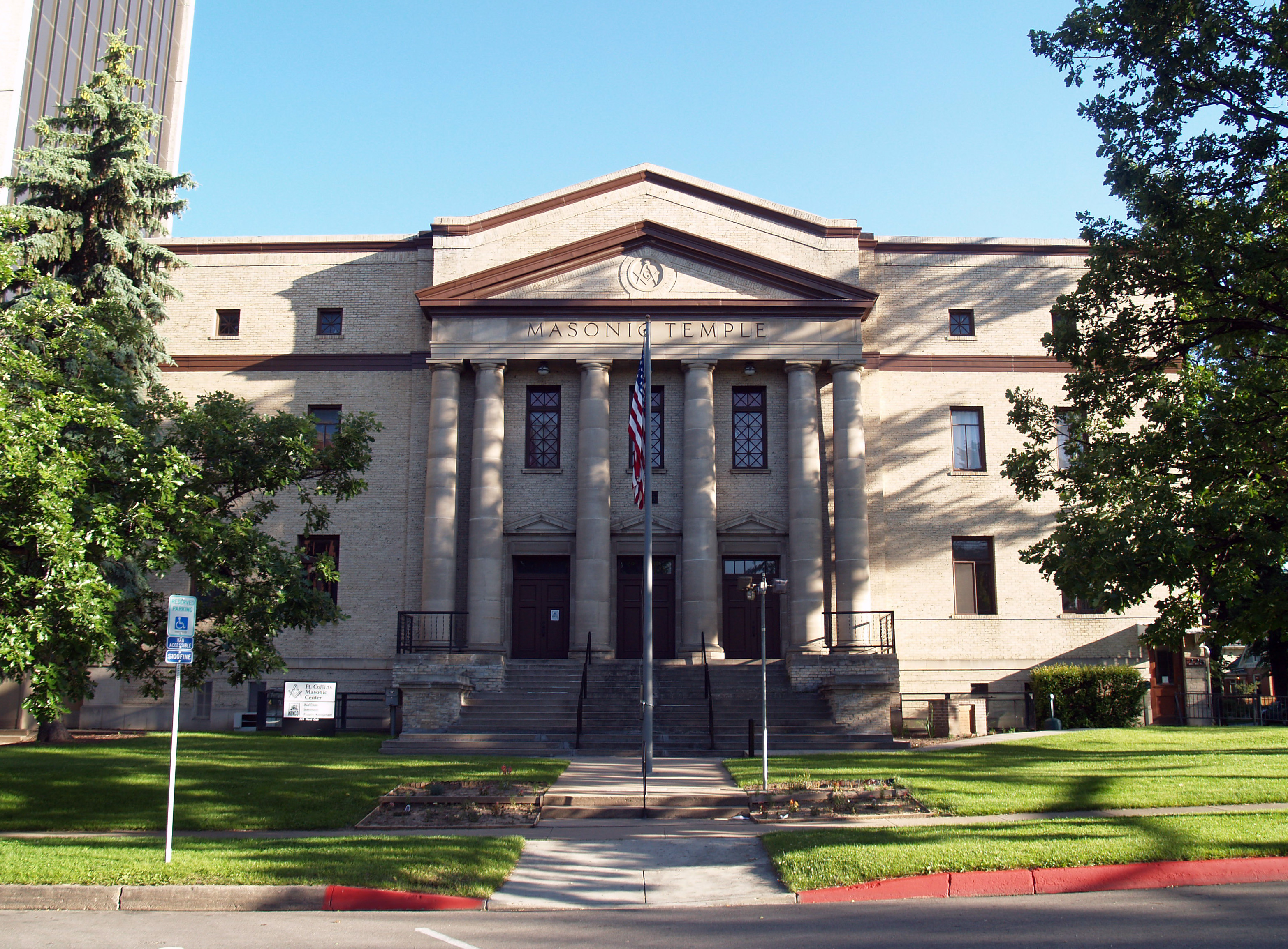 Íomhá:Ft. Collins Masonic Temple.jpg