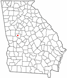 Loko di Thomaston, Georgia