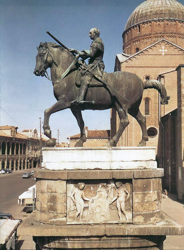 Depiction of Condotiero