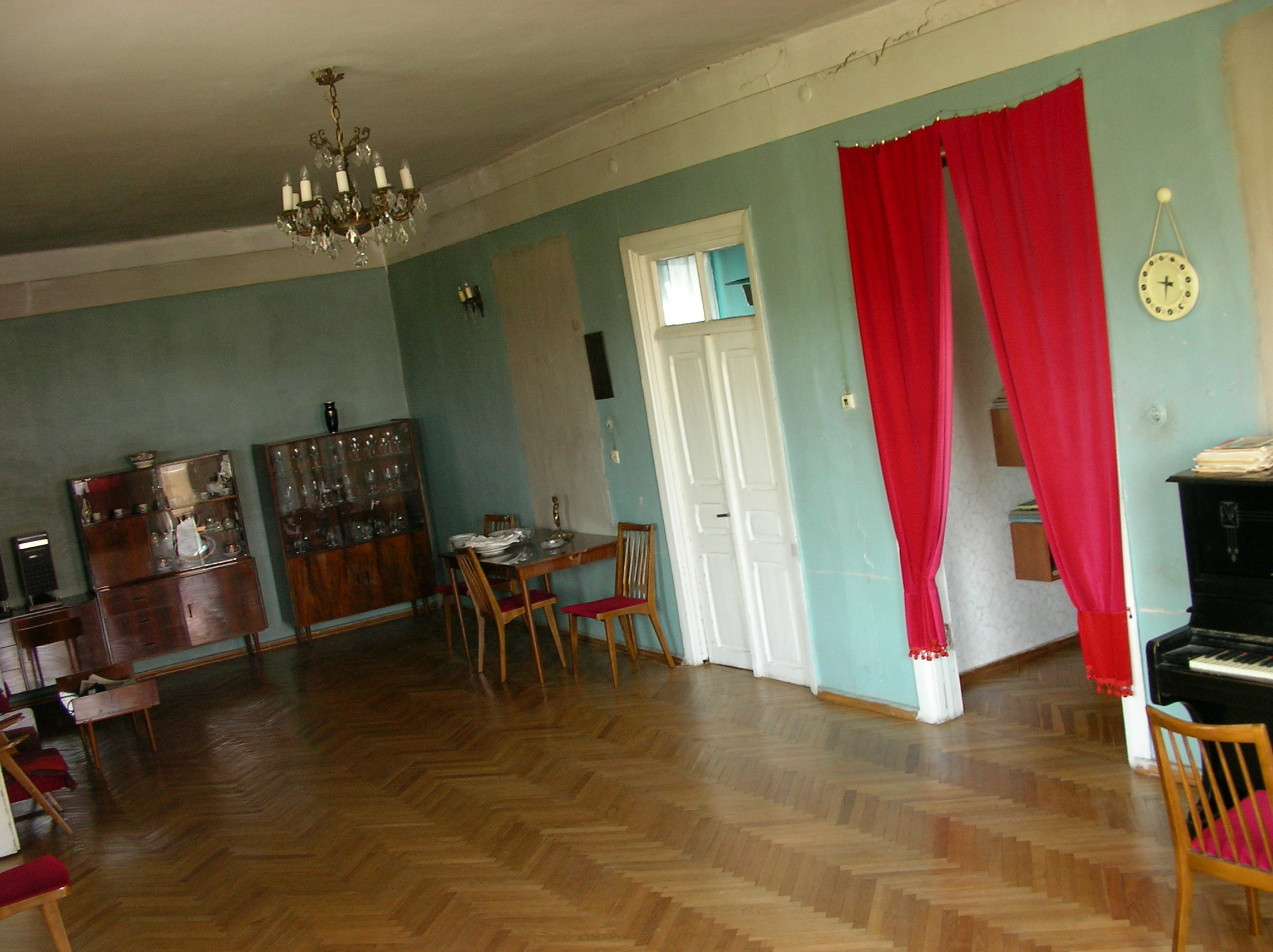 Description Georgian old house interior.jpg
