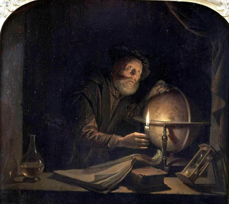 Художник Герард Доу (Gerard Dou) (1613 – 1675)