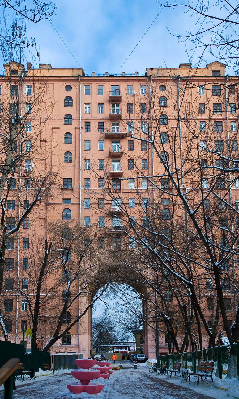 1-й Гончарный переулок (Москва)