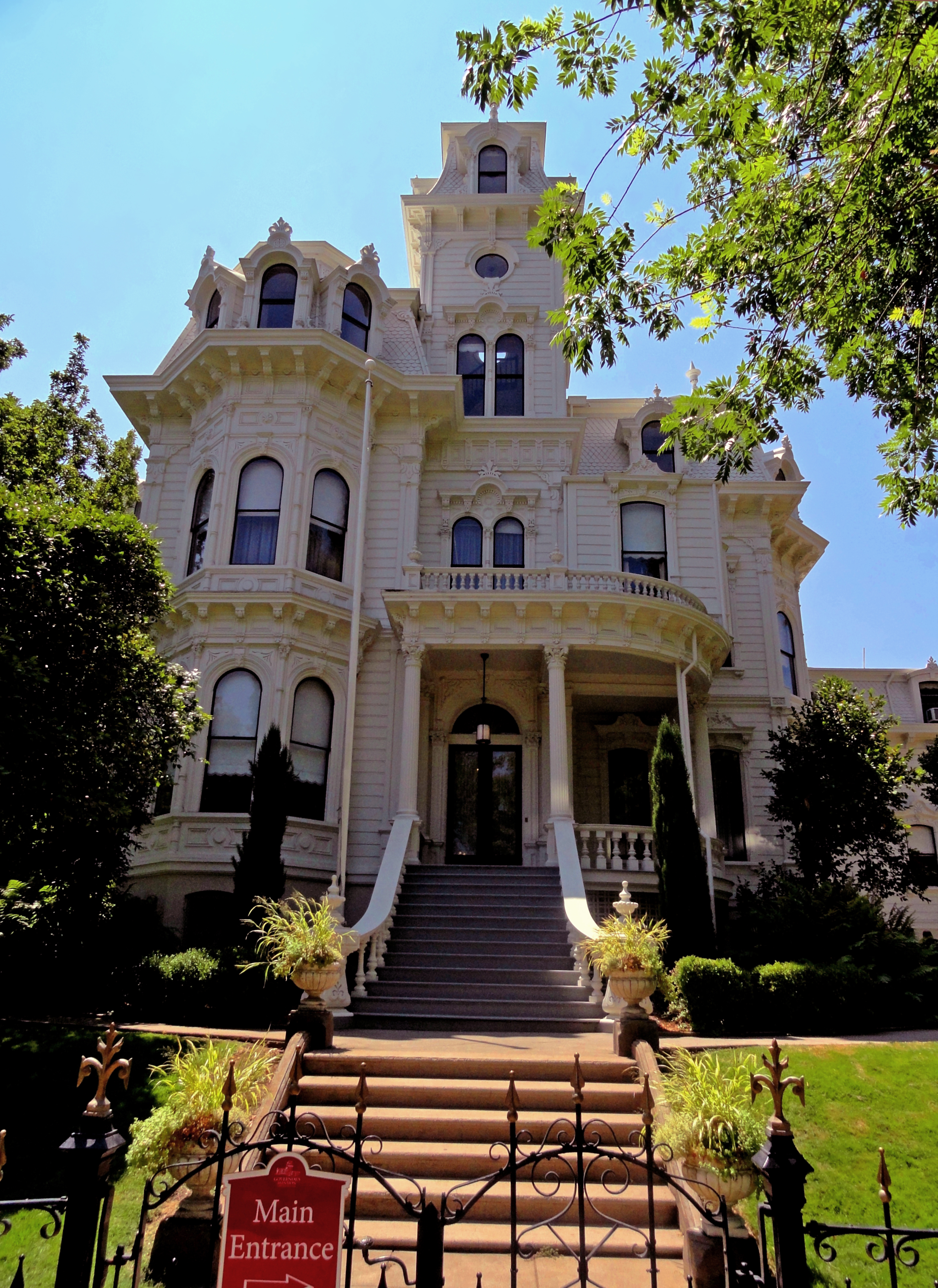 Governor's Mansion State Historic Park - Wikiwand
