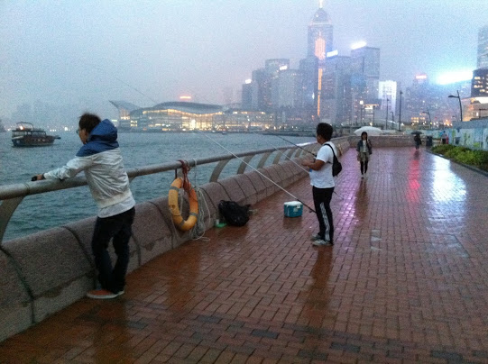 File Hk Central To Admiralty Waterfront Promenade Footpath