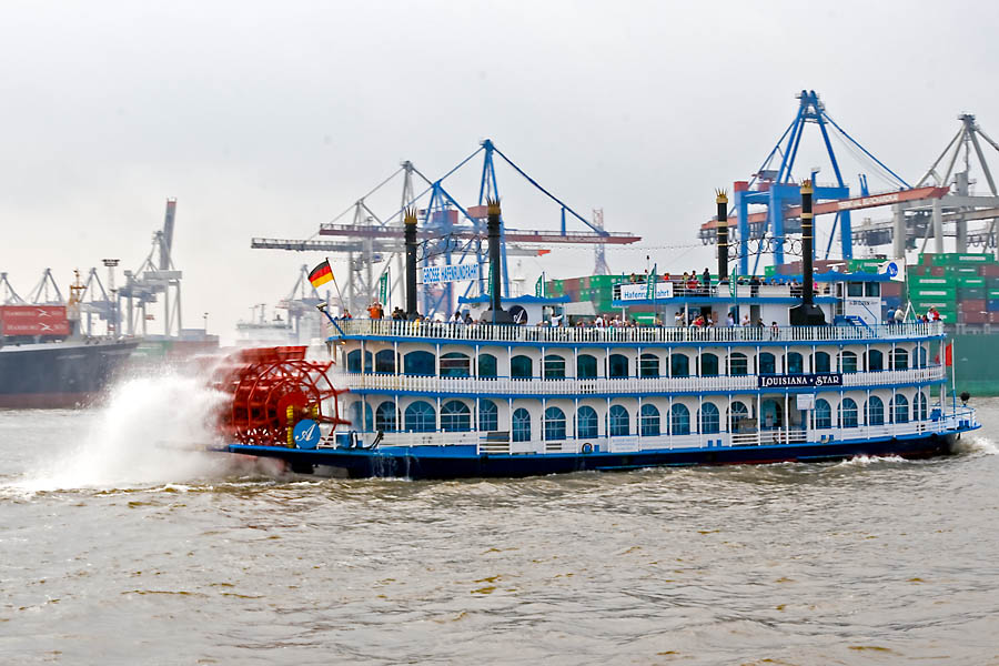 Louisiana Hamburg Mundsburg