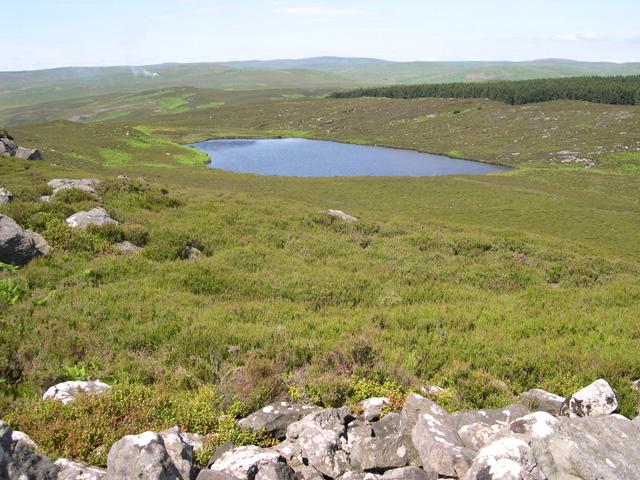 Harbottle Lake - geograph.org.uk - 120601