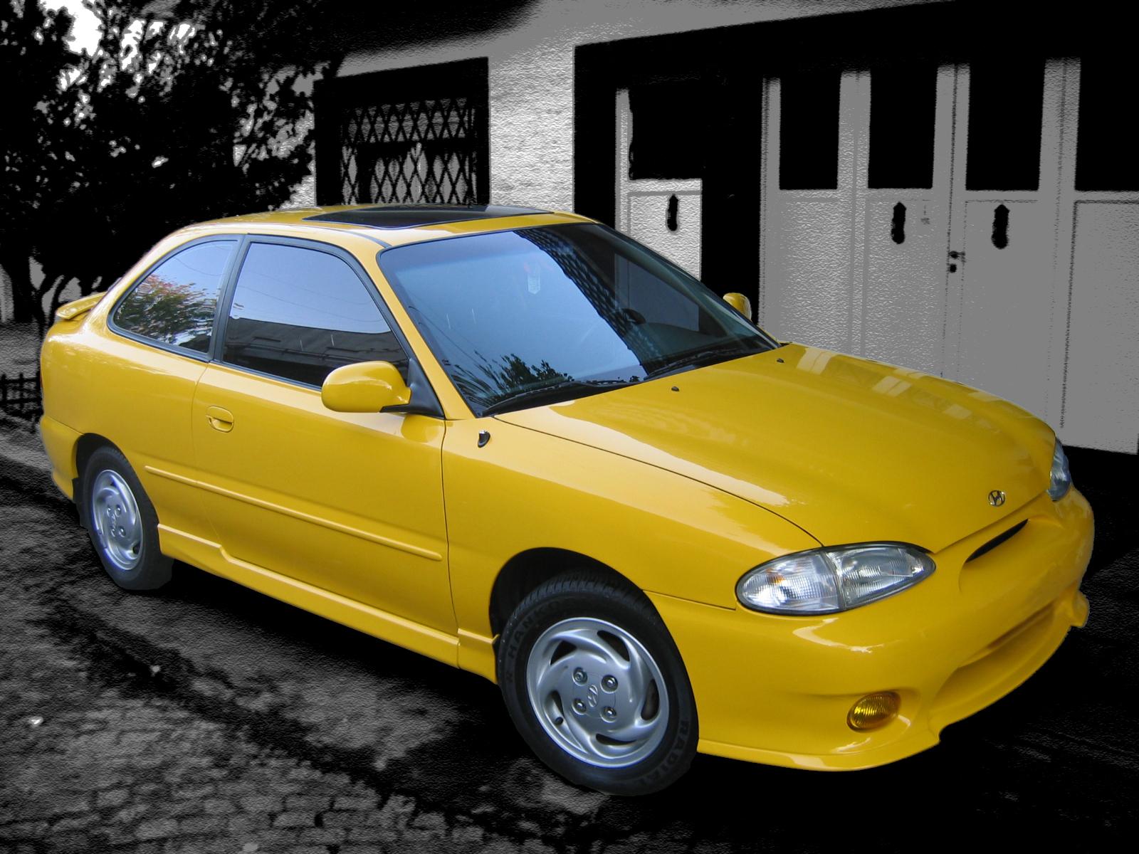 File:Hyundai Accent GT 1999.jpg - Wikimedia Commons