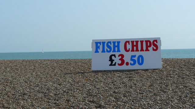 I see no Chips - geograph.org.uk - 1259746