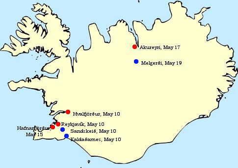 Invasion of Iceland - Wikipedia
