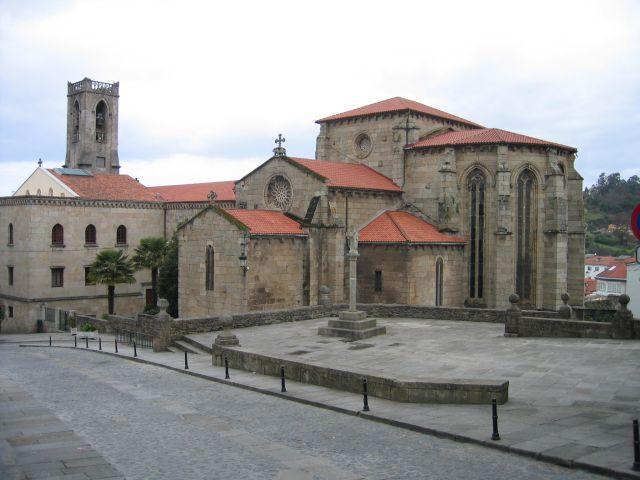 Betanzos: Iglesia de San Francisco