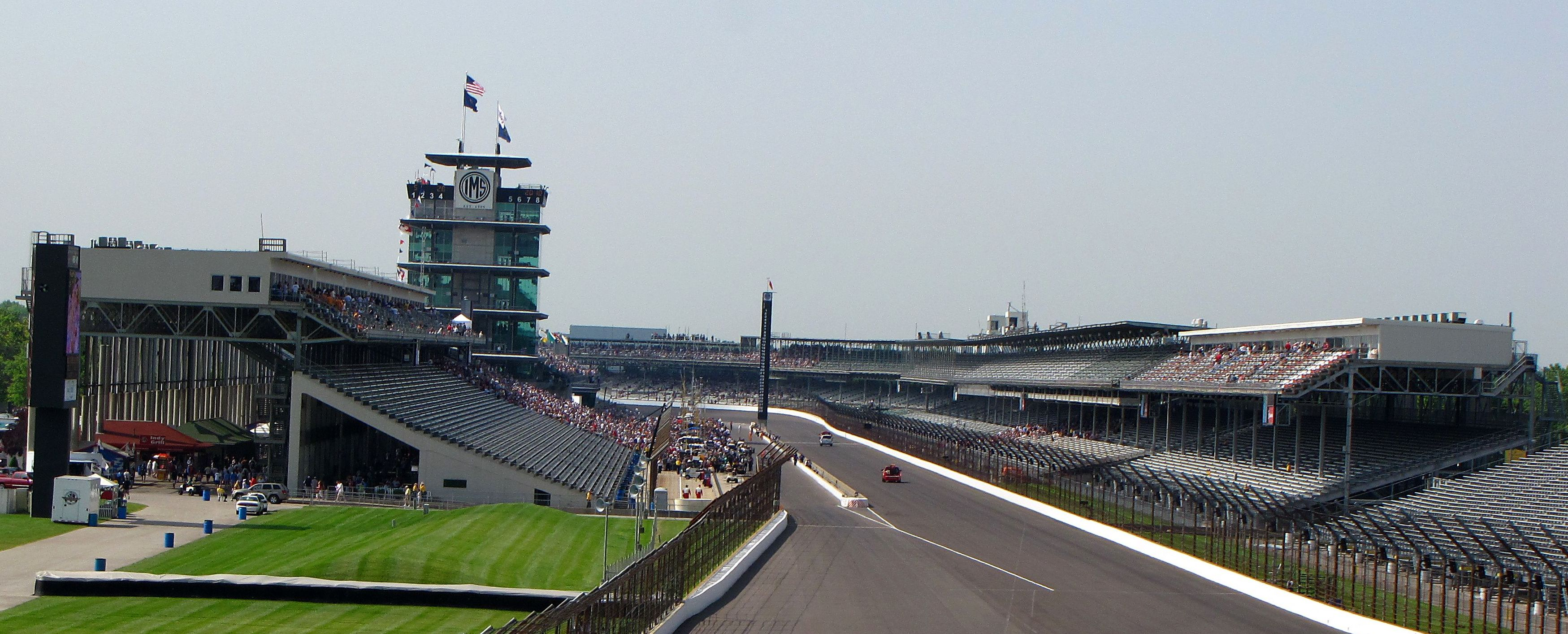 Pictures of indianapolis speedway