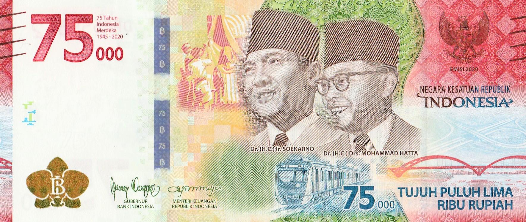 Gambar Pahlawan Di Uang Rp50.000