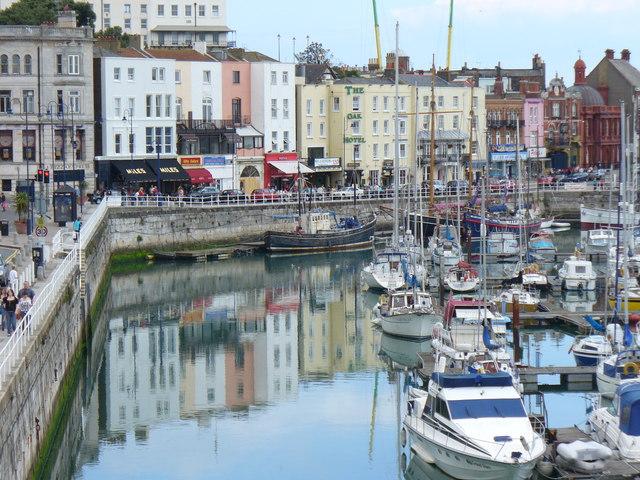 File:Inner Harbour, Ramsgate - geograph.org.uk - 503784.jpg
