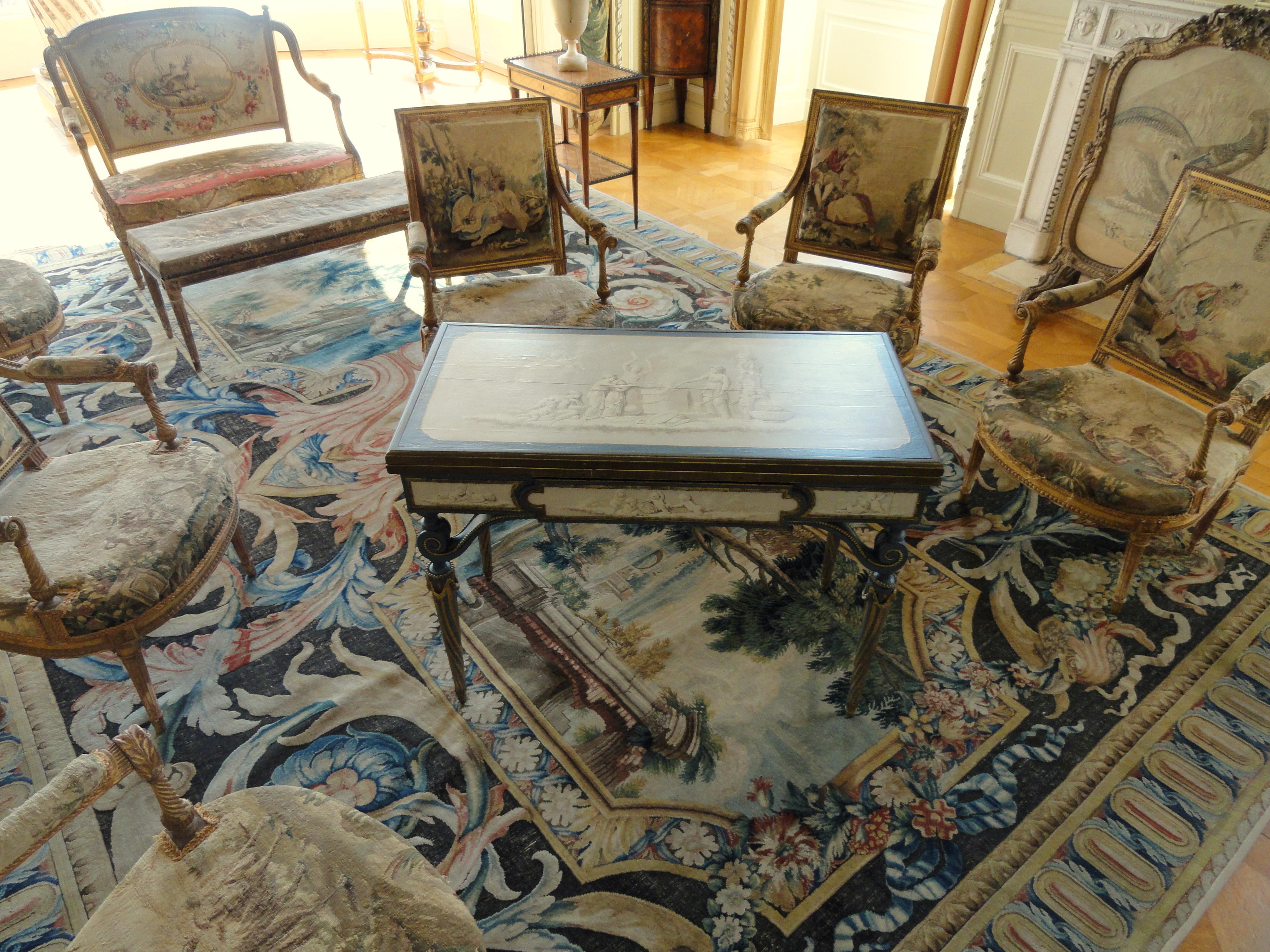 Datei:Interior of the Villa Ephrussi de Rothschild ...