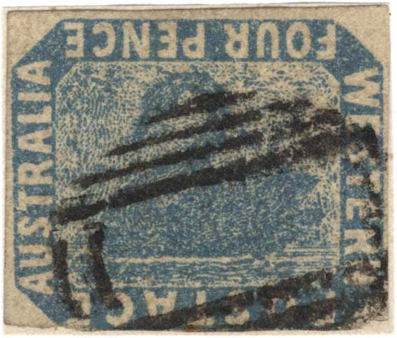 Image result for inverted swan 1855 stamp