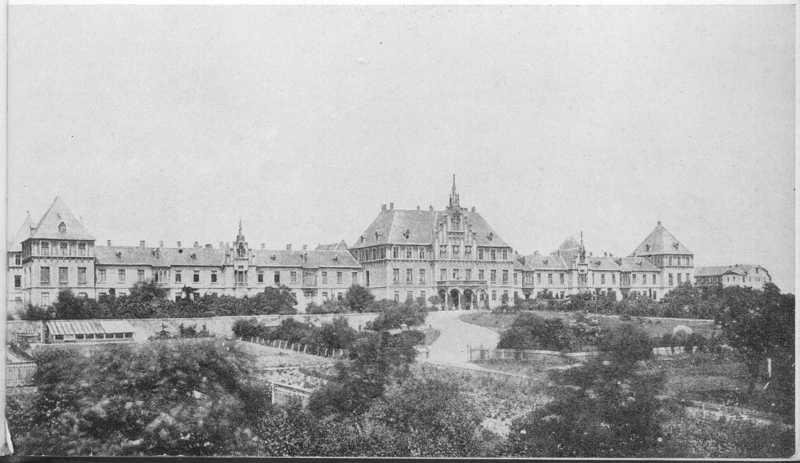 Die Geschichte des Krankenhauses  Irrenschloss_am_Affenstein%2C_Frankfurt