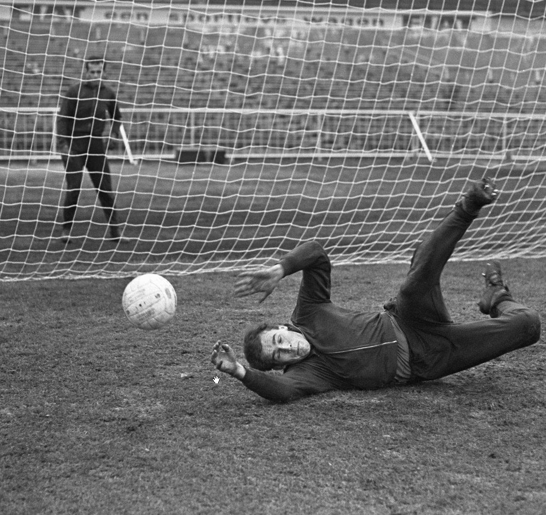 Иво Виктор, 1966-й год