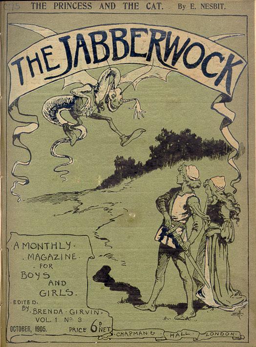 jabberwock  magazine