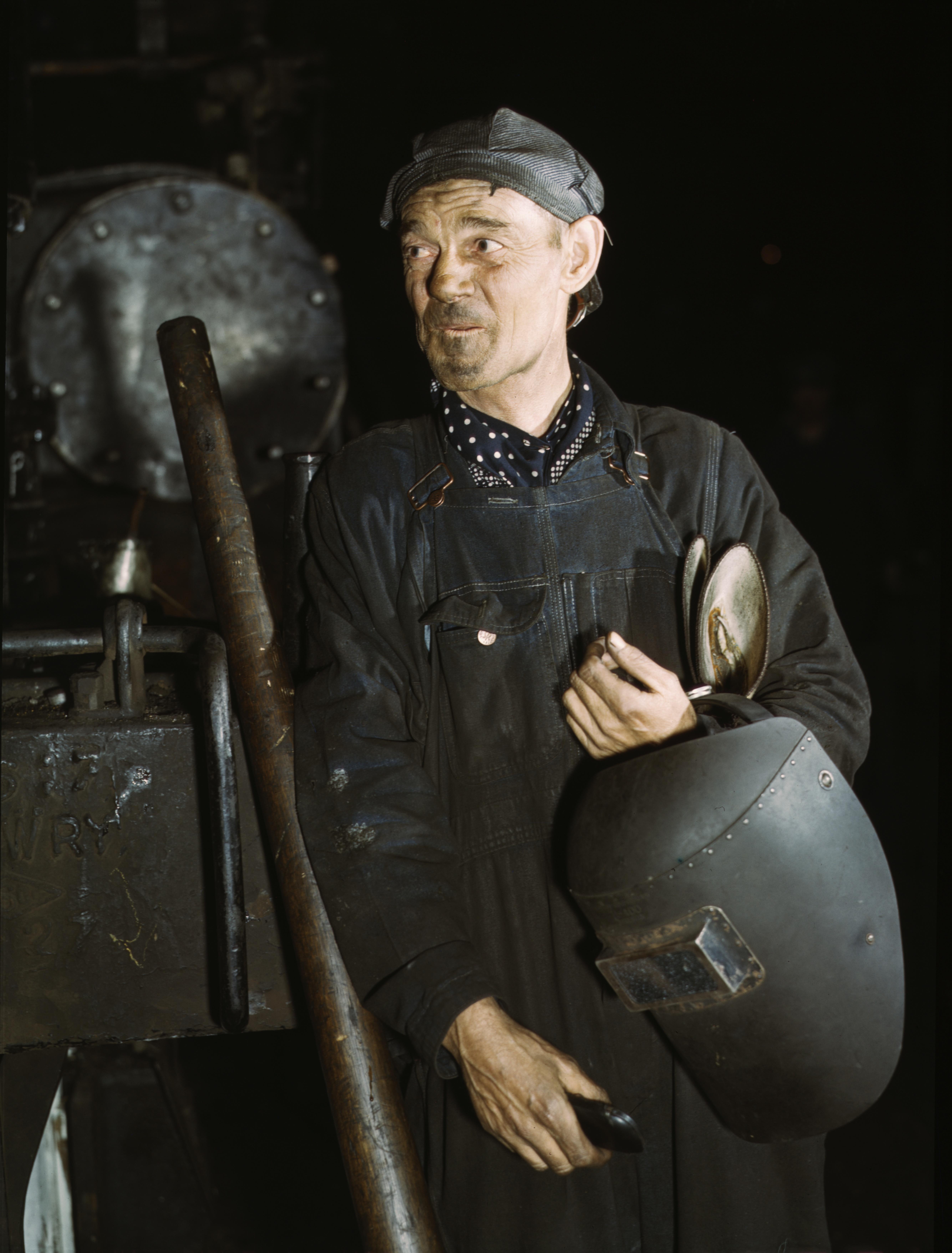 filejack delano welder at the c amp nw rr locomotive