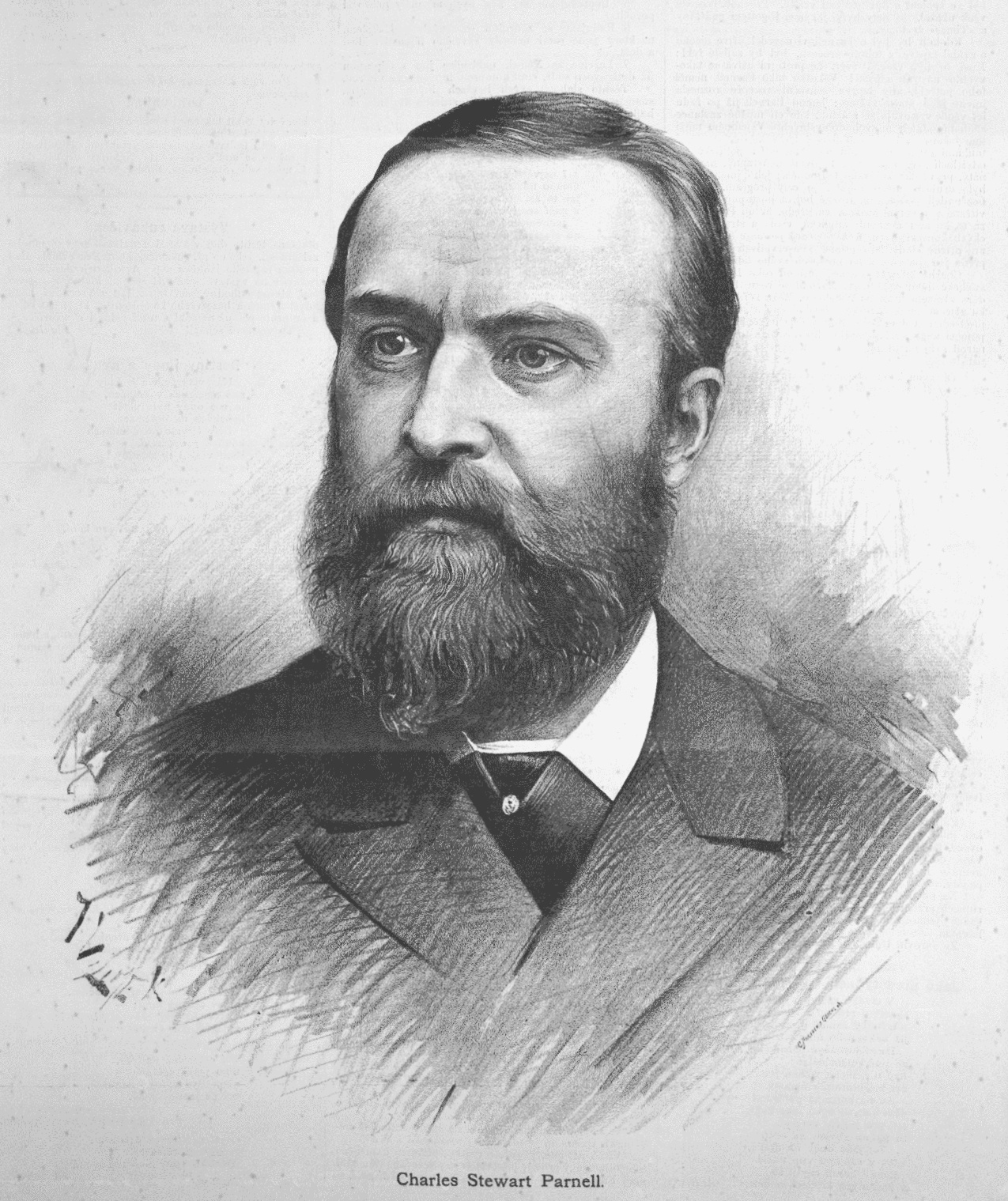 charles parnell quotes