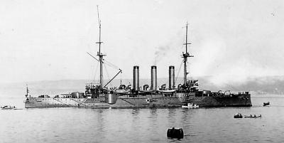 File:Japanese cruiser Izumo 1902.jpg