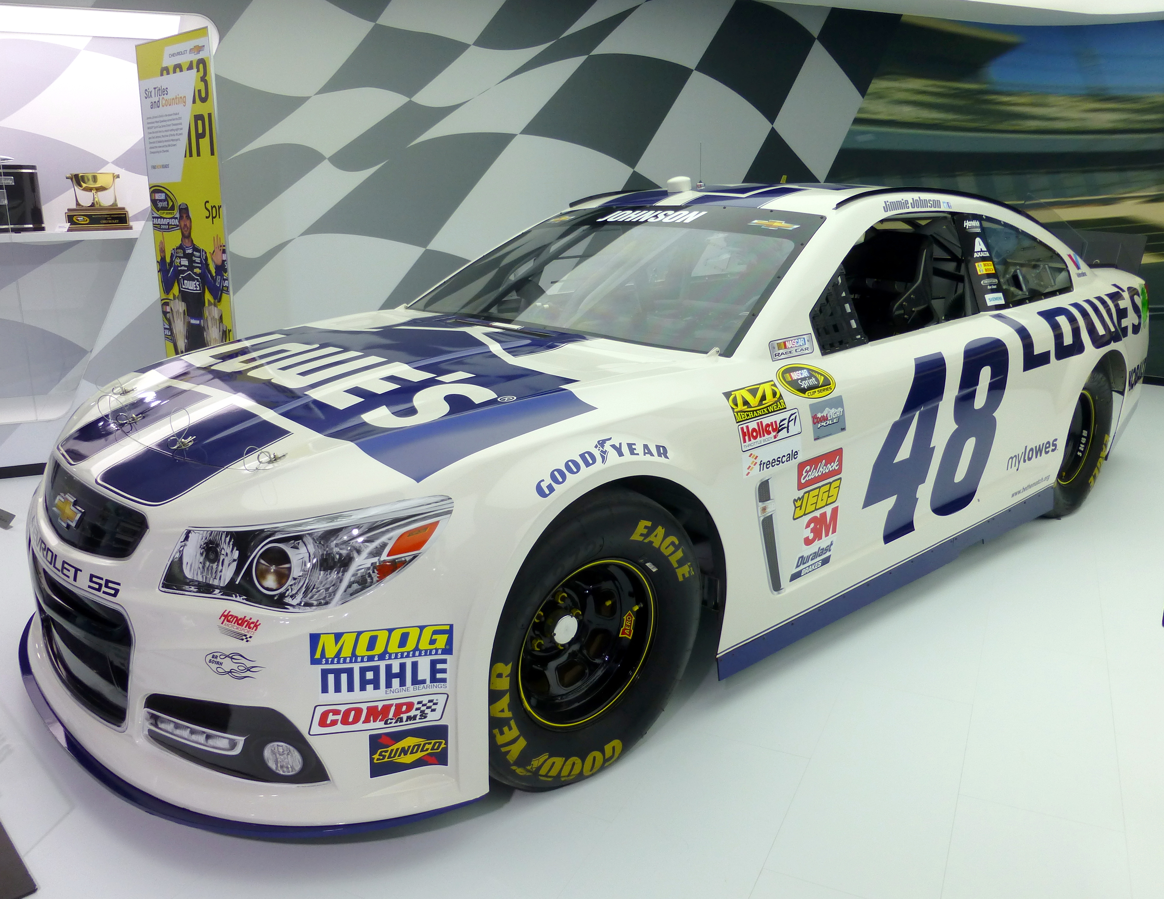 file:jimmie johnson 48 chevrolet ss - wikimedia commons