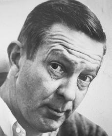 Writer John Cheever