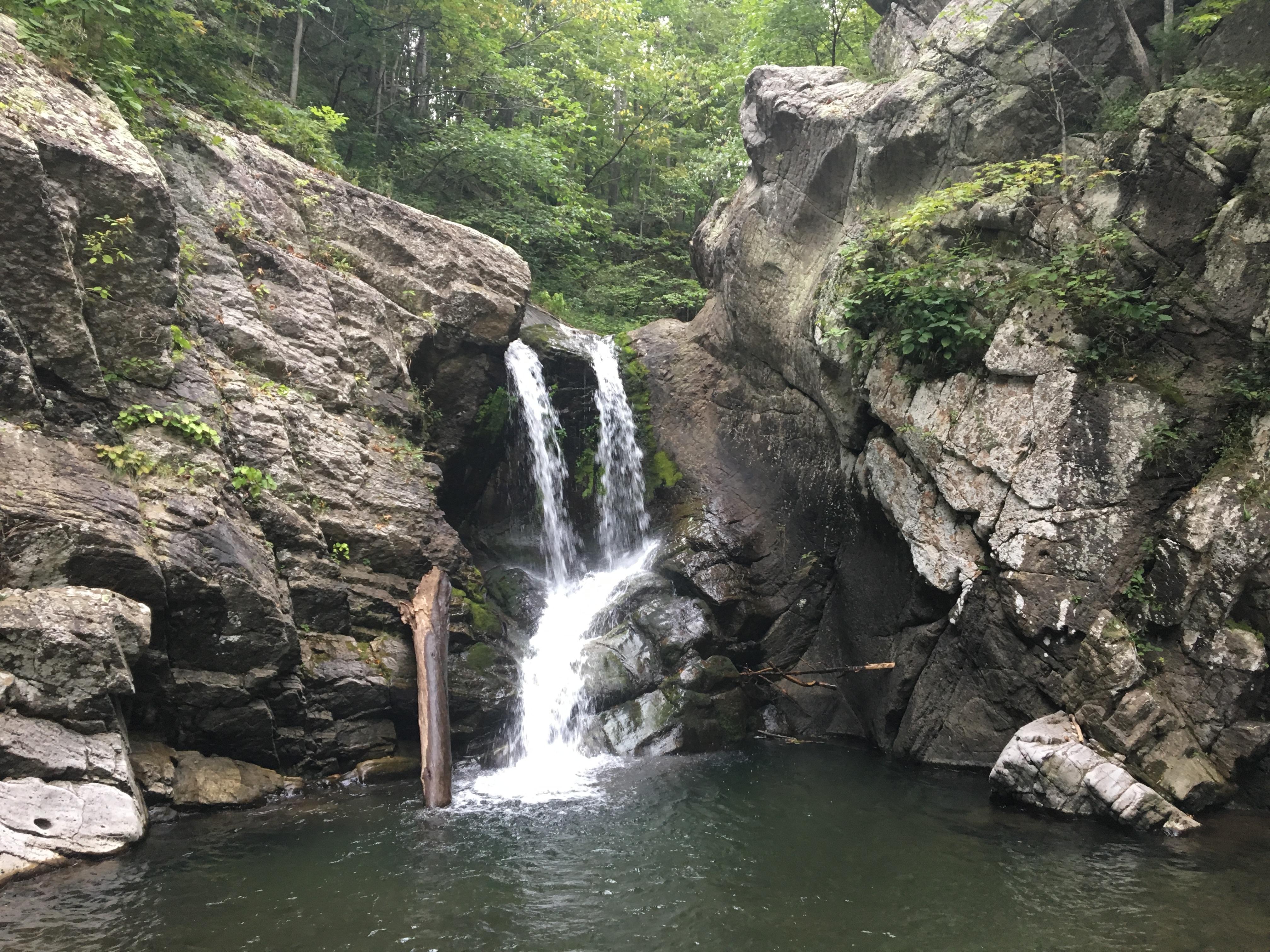 Jordan Creek Falls WA