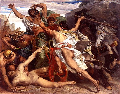 Joseph Blanc Le meurtre de Laïus