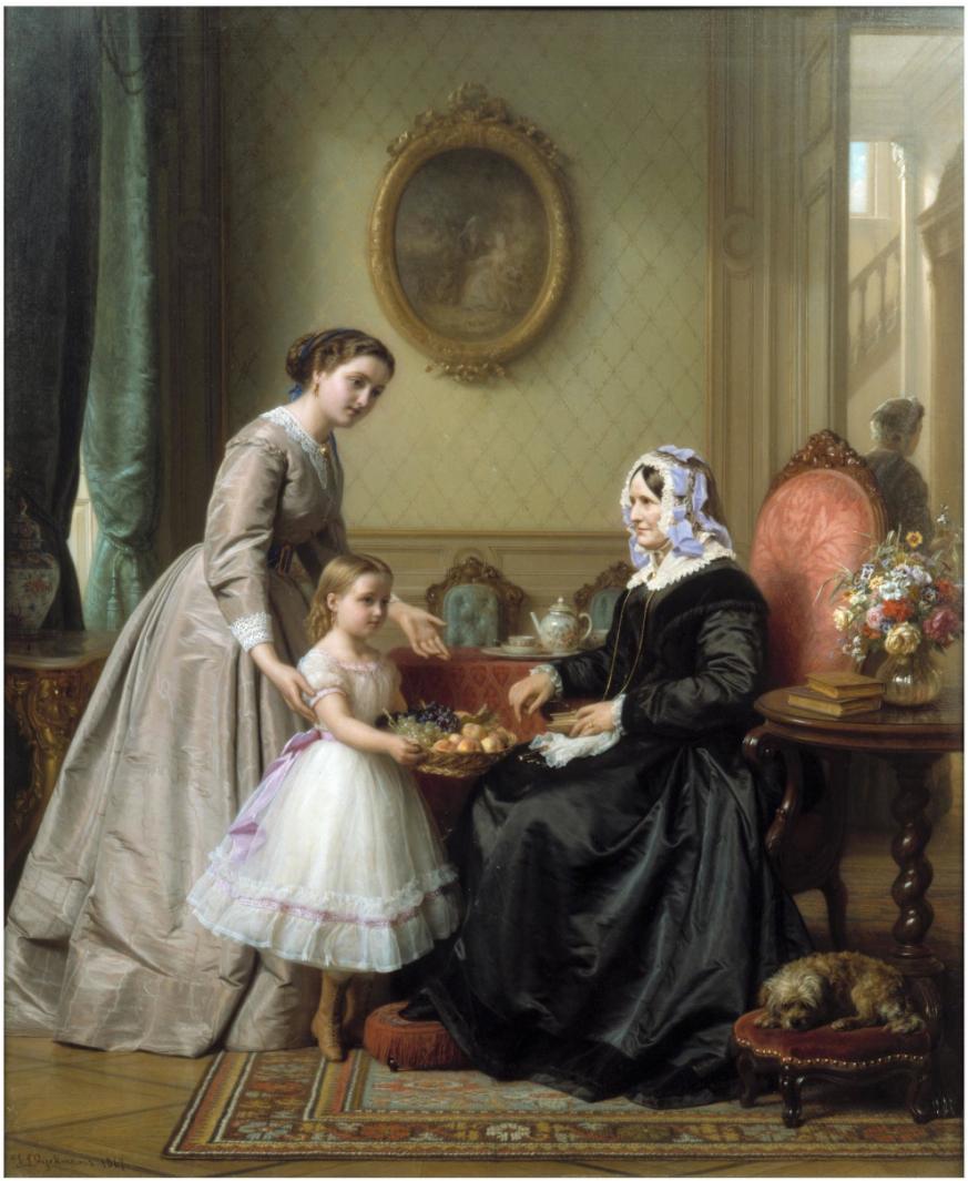 Josephus Laurentius Dyckmans La Aate De Grandm Avlidna Wikipedia