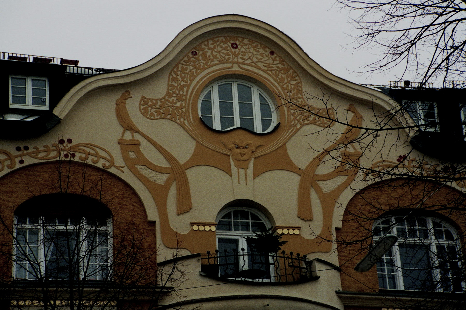 Jugendstil art nouveau alem n taringa Art nouveau arquitectura