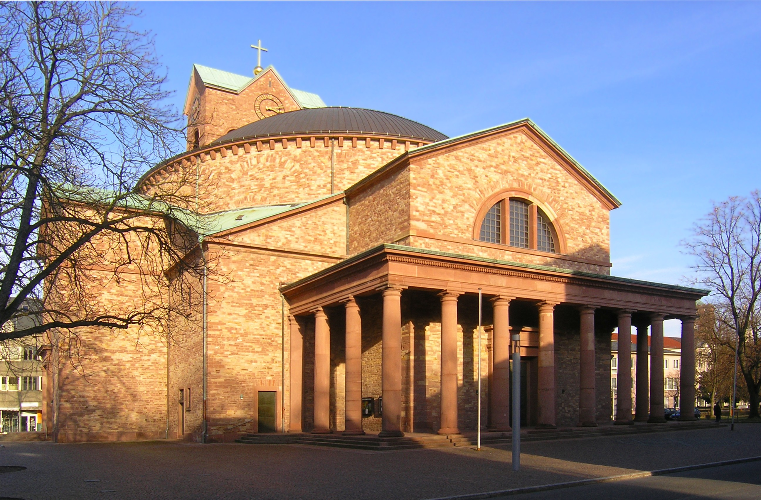 St.Stephan Karlsruhe