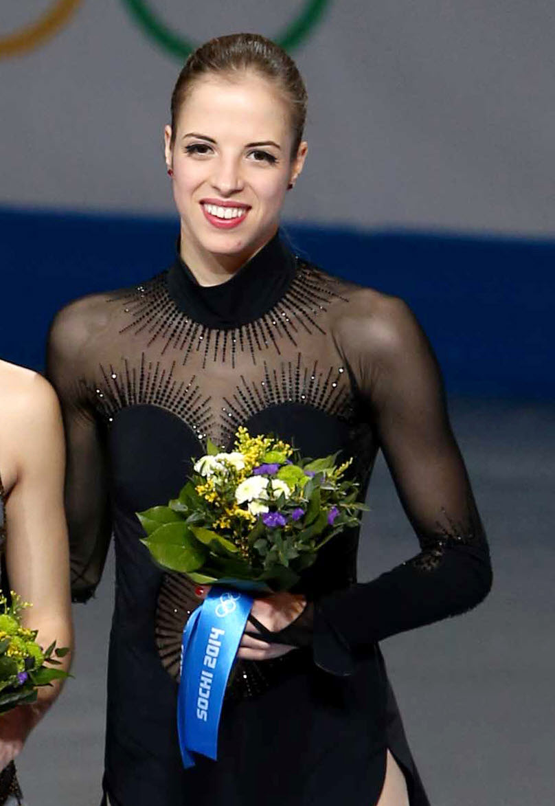 Lily Kronberger 4x World Champion, World Figure Skating Hall of Fame nude (55 photo), Ass, Hot, Feet, in bikini 2017