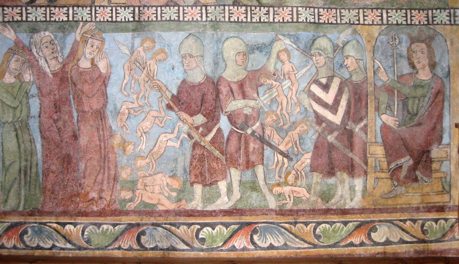 Depiction of Infanticidio