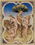 File:La tentation d'Adam - Bible moralisée de Philippe le Hardi - BNF Fr 166 f3v.jpg