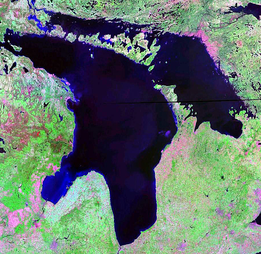http://upload.wikimedia.org/wikipedia/commons/3/37/Lake_Huron_NASA.jpg