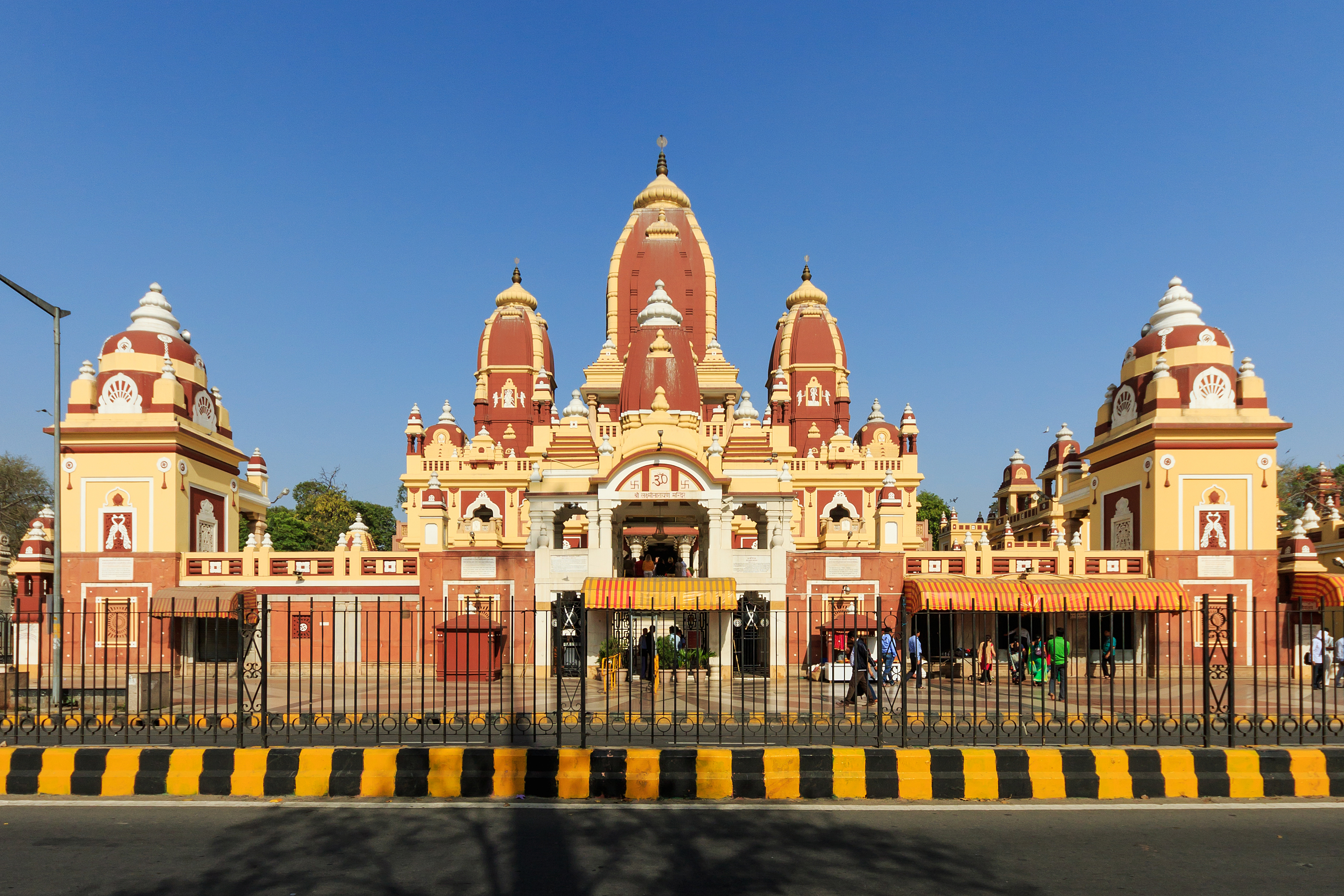 Laxminarayan Temple alias Birla Mandir at New Delhi