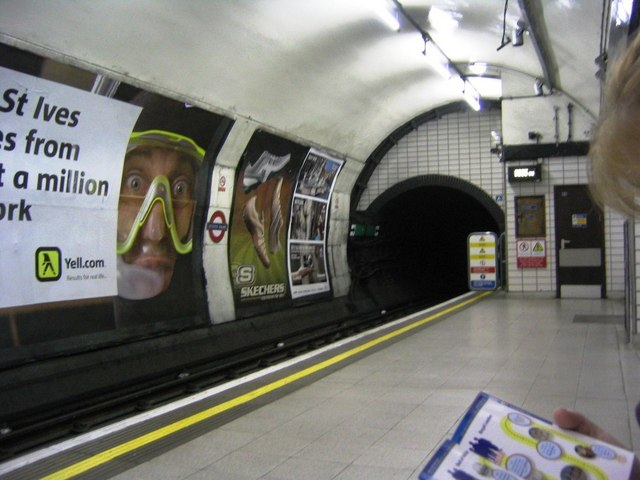 Leicester Square station - geograph.org.uk - 867330