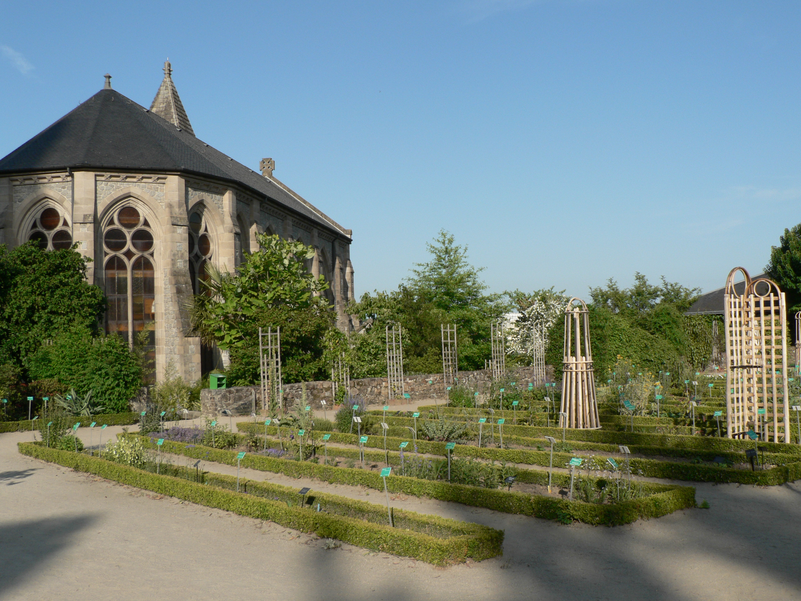 Liste de jardins botaniques en france wikiwand for Jardin de france