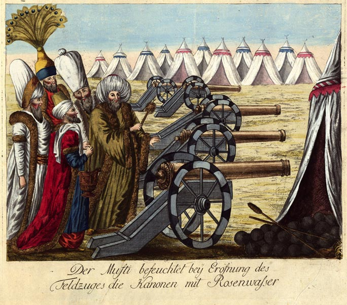 Image result for ottoman turkish artillery