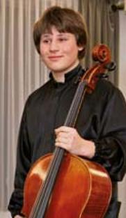 Łukasz Pawlikowski Polish cellist