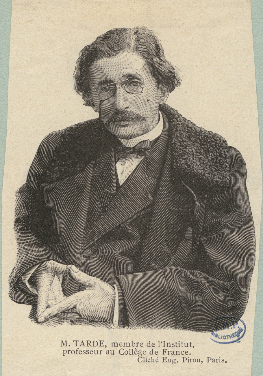 Portrait by [[Eugène Pirou]]